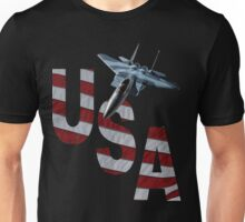 US Air Force F-15  Unisex T-Shirt