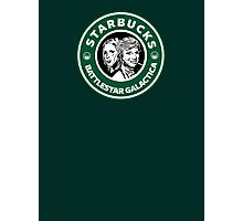Starbucks BSG Photographic Print