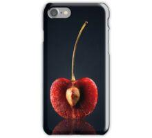 Red Cherry Still Life iPhone Case/Skin