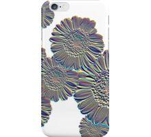 Flower Relief iPhone Case/Skin