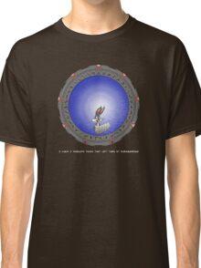 Left turn at Albuquerque Classic T-Shirt