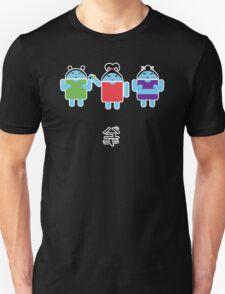 Droidarmy: Fruity Oaty Droids Unisex T-Shirt