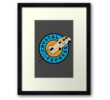 Crystal Express Framed Print