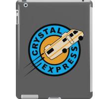 Crystal Express iPad Case/Skin