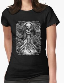 Winya No.7 Womens Fitted T-Shirt