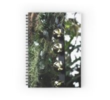 Jingle Bells Spiral Notebook
