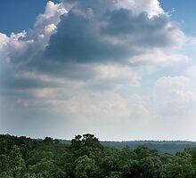 Oncoming Cumulus by Daniel Owens