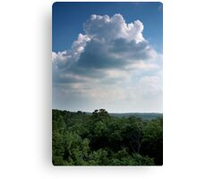 Oncoming Cumulus Canvas Print