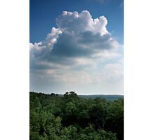 Oncoming Cumulus Photographic Print