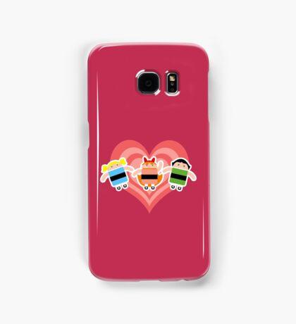 Droidarmy: The Powerpuff Droids Samsung Galaxy Case/Skin