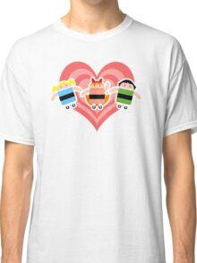 Droidarmy: The Powerpuff Droids Classic T-Shirt