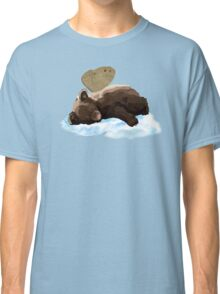 Fairy Bear (Blue) Classic T-Shirt