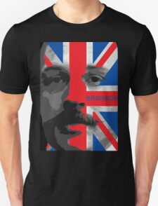 Bronson Movie Poster Unisex T-Shirt