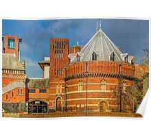 Royal Shakespeare Company Theatre Poster