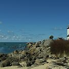 Lighthouse Pontusval by marens