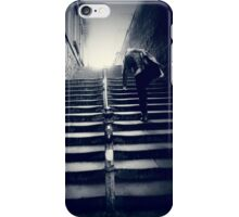 heavy today, blue tomorrow iPhone Case/Skin