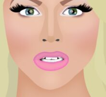Courtney Act Sticker