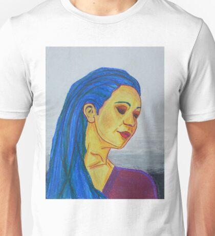 Blue Unisex T-Shirt