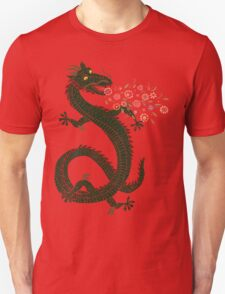 Flower-breathing Dragon T-Shirt