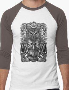 Winya No. 61 Men's Baseball ¾ T-Shirt