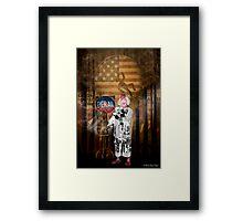 Glenn Beck 2 Framed Print