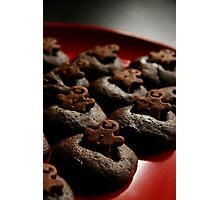 Hanging With The Cookie Boys Photographic Print