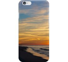 Winter Morning on the Gulf iPhone Case/Skin