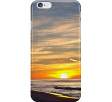 Gulf Shore Sunrise iPhone Case/Skin