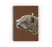 Panther Spiral Notebook