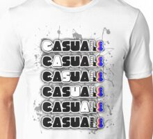 casual kicks x 6 Unisex T-Shirt