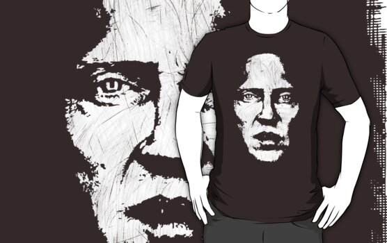 Christopher Walken by synaptyx