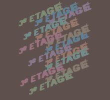 3e Etage • Soft Tones Unisex T-Shirt