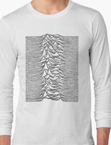 Unknown Pleasures - Joy Division Long Sleeve T-Shirt