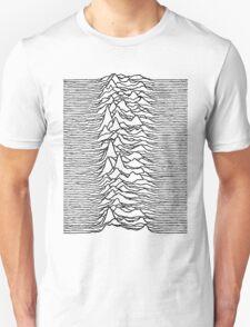 Unknown Pleasures - Joy Division T-Shirt