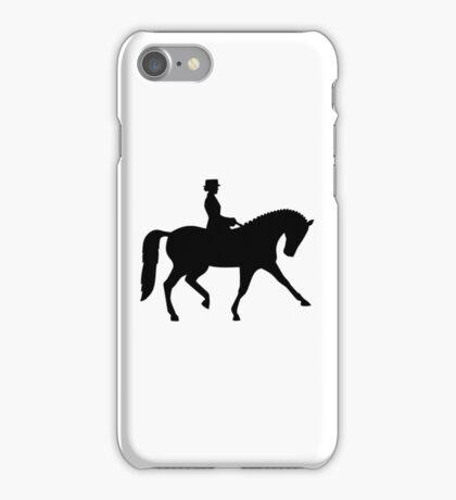 Dressage sports iPhone Case/Skin