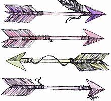 Arrows by manabita110