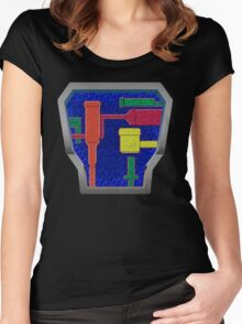B.A.T.S. Variant 2.0 Women's Fitted Scoop T-Shirt