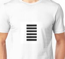 Abstract stripes  Unisex T-Shirt