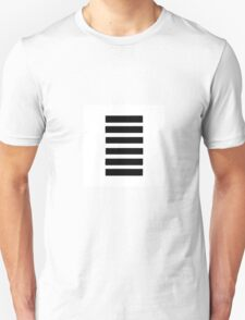 Abstract stripes  T-Shirt