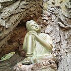 Travelin Buddha on Roots by wigget