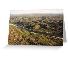 East Alligator River Greeting Card