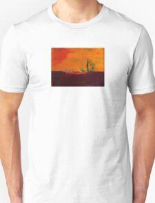 white oak bayou Unisex T-Shirt