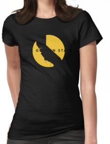 The Golden State Womens Fitted T-Shirt