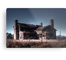 Bates/Geer House Metal Print
