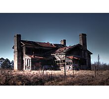 Bates/Geer House Photographic Print