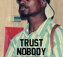 2pac - Trust Nobody by Alessandro Bozzoni