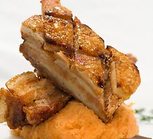 Pork Belly - Food Photography by Stephen Colquitt