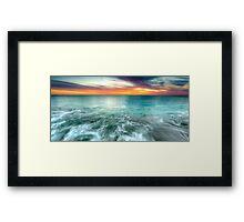 Peaceful Waters... Framed Print
