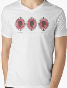 Sam Winchester Cameo Mens V-Neck T-Shirt