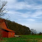 Red Barn.. by raneangel